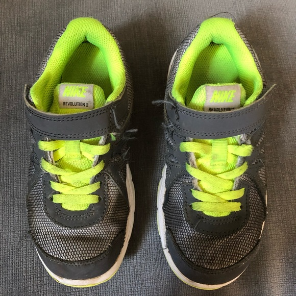 Nike Shoes   Boys Sneakers Size 12